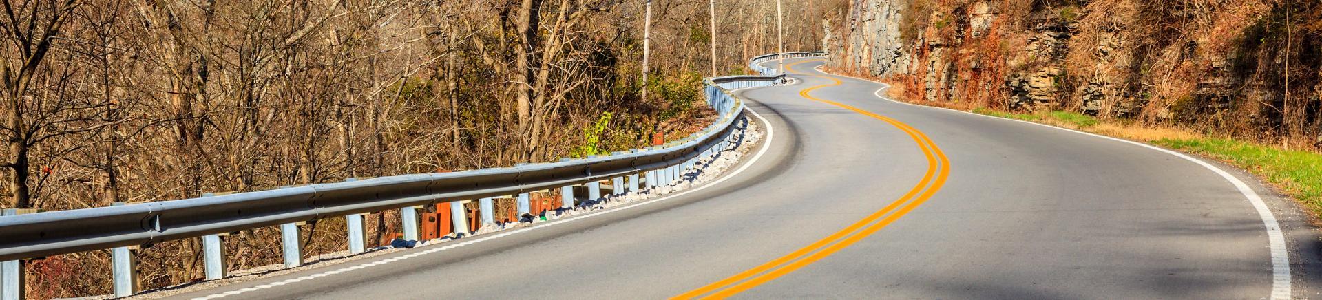 Roadside Safety Improvements for Rural Roads