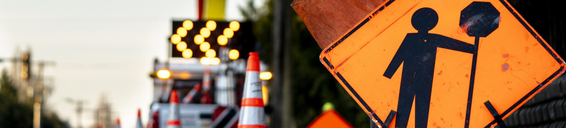 Register Today - Work Zone Traffic Control Qualification Training's